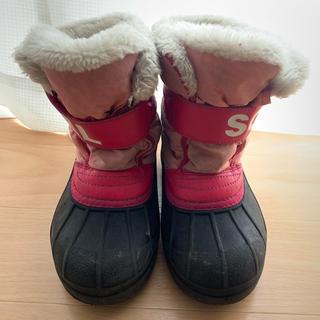 ソレル(SOREL)のソレル スノーブーツ 18cm(ブーツ)