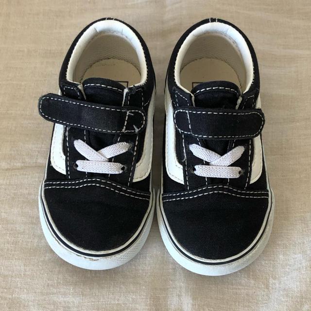 VANS(ヴァンズ)のvans オールドスクール baby キッズ/ベビー/マタニティのベビー靴/シューズ(~14cm)(スニーカー)の商品写真