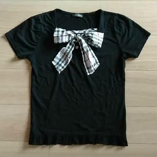 半袖 ブラック ☆(Tシャツ(半袖/袖なし))