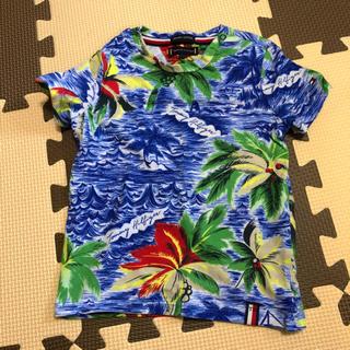 トミーヒルフィガー(TOMMY HILFIGER)の美品 トミーヒルフィガー TOMMY HILFIGER ベビー服 80(Tシャツ)