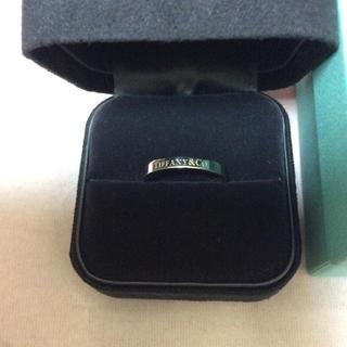 ティファニー(Tiffany & Co.)のティファニー シンプルリング  19号(リング(指輪))