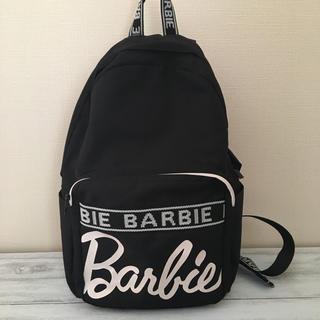 Barbie ブラックリュック