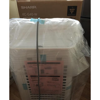 SHARP - シャープ プラズマクラスター 空気清浄機