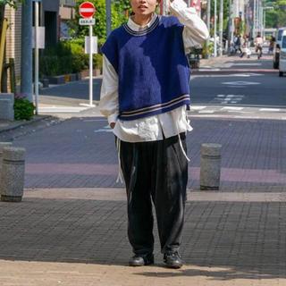 SUNSEA - Ryo Takashima ニットベスト