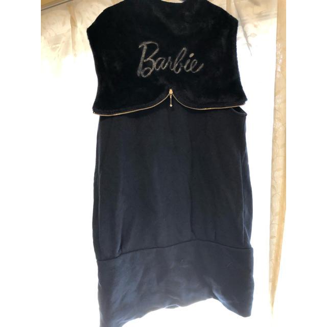 Barbie(バービー)のBarbie150 キッズ/ベビー/マタニティのキッズ服女の子用(90cm~)(ワンピース)の商品写真