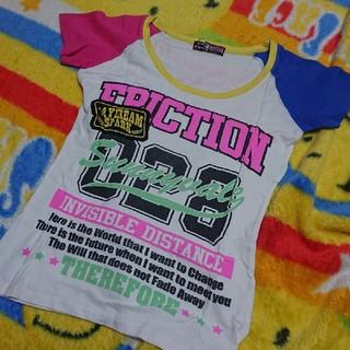 アリーナ(arena)のアリーナ スポーティー マルチカラー 半袖 Tシャツ(Tシャツ(半袖/袖なし))