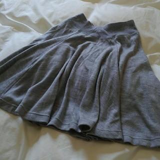 ブラーミン(BRAHMIN)のブラーミン スカート 明るいグレー(ひざ丈スカート)