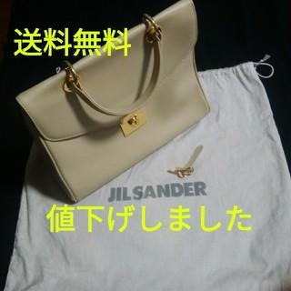ジルサンダー(Jil Sander)のJILSANDER バッグ(ハンドバッグ)