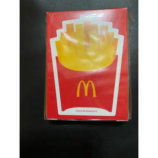 マクドナルド - マクドナルド トランプ 新品未使用