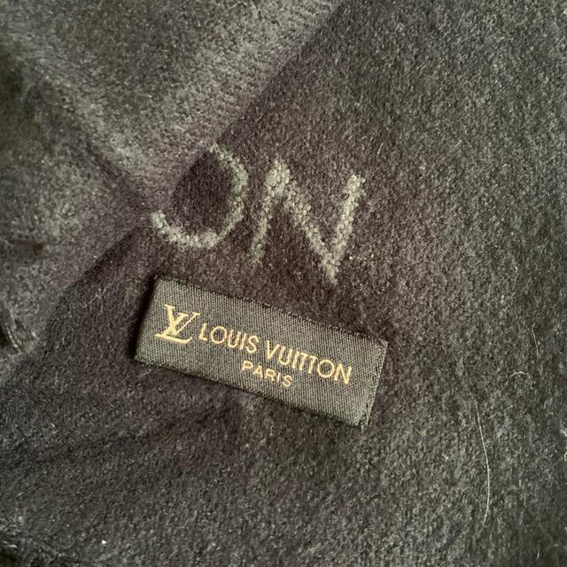 LOUIS VUITTON(ルイヴィトン)のVUITTON マフラー メンズのファッション小物(マフラー)の商品写真