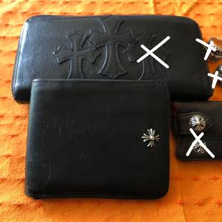 Chrome Hearts - クロムハーツ  2つ折り財布