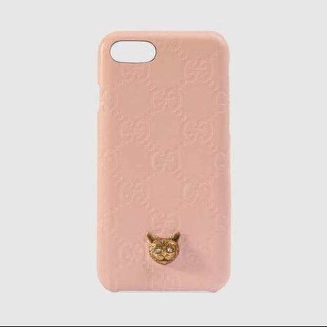 Gucci - GUCCI iPhoneX,XSケース キャットの通販