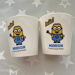 ミニオン(ミニオン)のミニオンズ フリーカップ(ブルー)(キャラクターグッズ)
