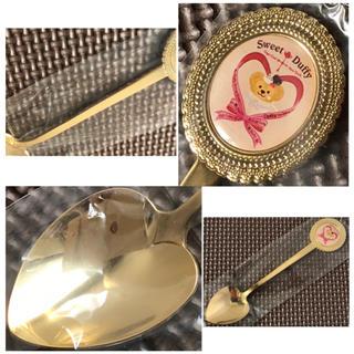 ダッフィー(ダッフィー)のスイートダッフィー ダッフィー Duffy バレンタインデー 食器 スプーン(カトラリー/箸)