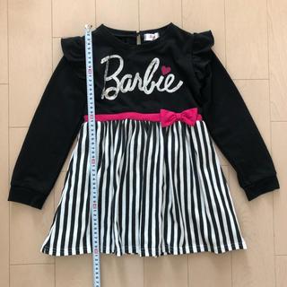 Barbie - Barbie ワンピース  110cm