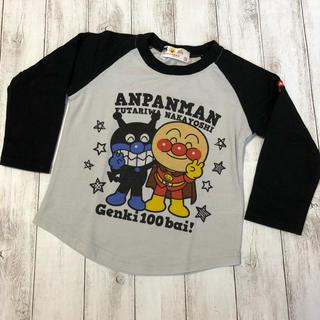 アンパンマン - 【美品】アンパンマン☆ロンT 100cm