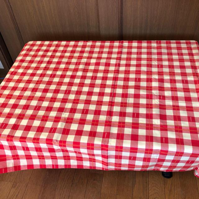 Coleman(コールマン)のコールマン テーブルクロス インテリア/住まい/日用品の机/テーブル(アウトドアテーブル)の商品写真