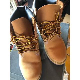 Timberland - 【期間限定値下げ】Timberland 定番 ブーツ 23.5cm
