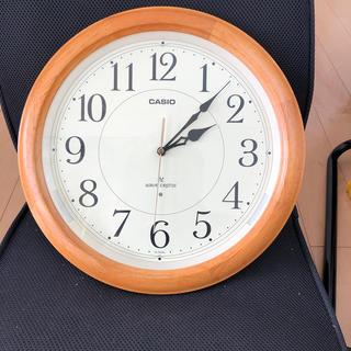 カシオ(CASIO)の掛け時計(掛時計/柱時計)