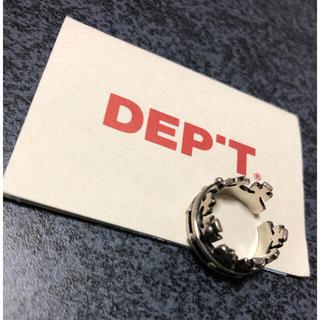 デプト(DEPT)のDEP'T シルバーリング(リング(指輪))