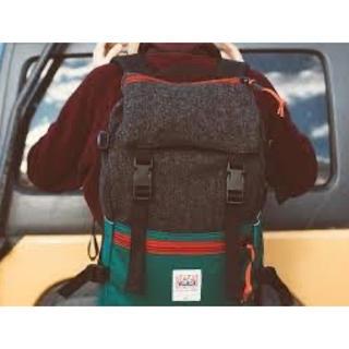 ウールリッチ(WOOLRICH)の値下げ TOPO x Woolrich rover pack(バッグパック/リュック)