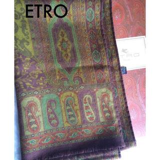 エトロ(ETRO)のETRO/ストール(バンダナ/スカーフ)