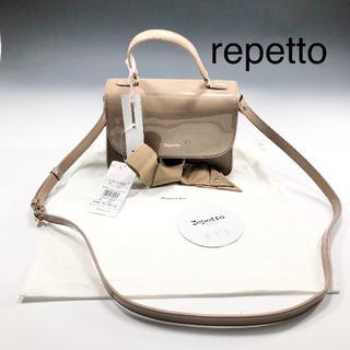 レペット(repetto)の新品★repetto レペット ショルダーバッグDouble jeu bag(ショルダーバッグ)