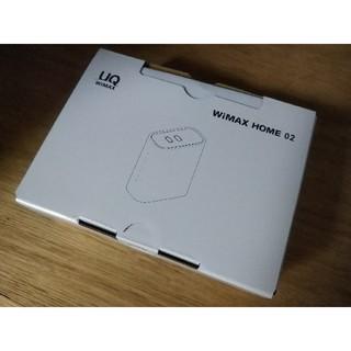 エヌイーシー(NEC)のNEC WiMAX HOME02 ホームルータ(その他)
