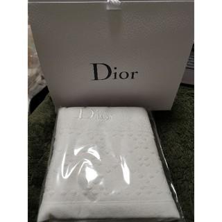ディオール(Dior)のディオール タオル(タオル/バス用品)