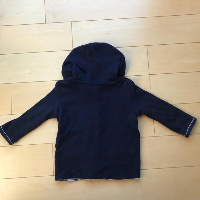 Ralph Lauren(ラルフローレン)のラルフローレン パーカー 80 キッズ/ベビー/マタニティのベビー服(~85cm)(カーディガン/ボレロ)の商品写真