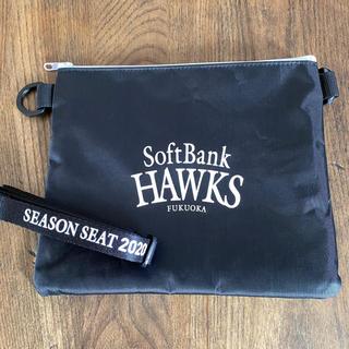 ソフトバンク(Softbank)のSoftBank HAWKS 2020年席チケットホルダー ソフトバンクホークス(応援グッズ)