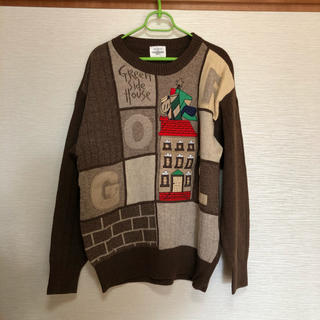カステルバジャック(CASTELBAJAC)のCastel bajac セーター(ニット/セーター)