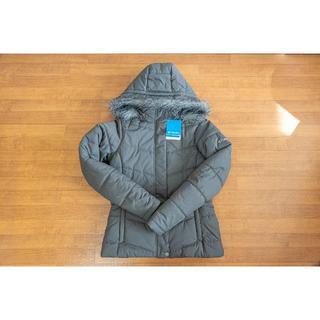 Columbia - 未使用、新品、コロンビア(Columbia)中綿入ジャケット。落ち着いたグレー。