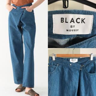 ブラックバイマウジー(BLACK by moussy)のブラックバイマウジー シングルホックデニム(デニム/ジーンズ)