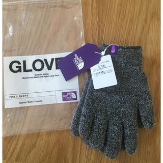 ナナミカ(nanamica)のnanamica ナナミカ 手袋 ノースフェイス 新品 XS(手袋)