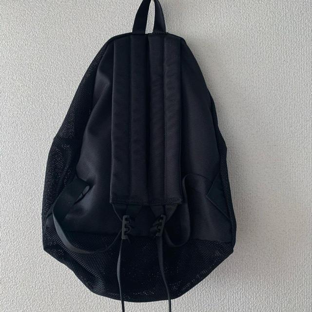 BEAMS(ビームス)のリュック バックパック taikan メッシュ【期間限定値下げ中!】 メンズのバッグ(バッグパック/リュック)の商品写真
