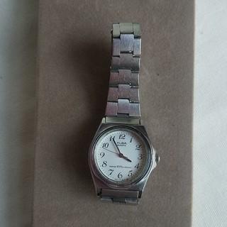 アルバ(ALBA)のSEIKO アルバ quartz 腕時計 レディース(腕時計)