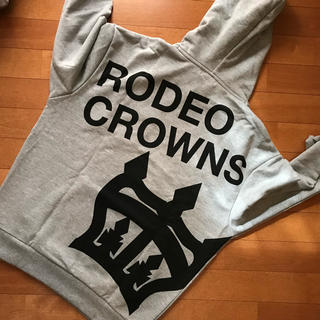 RODEO CROWNS WIDE BOWL - RCWB✰限定パーカー