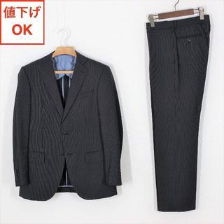 オリヒカ(ORIHICA)のオリヒカ スーツ YA5 濃紺 M 面接 ビジネス 入学式 メンズ 春夏★美品★(セットアップ)