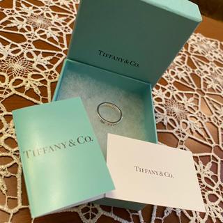 ティファニー(Tiffany & Co.)の☆美品☆ティファニー シルバーリング 1837 TIFFANY(リング(指輪))