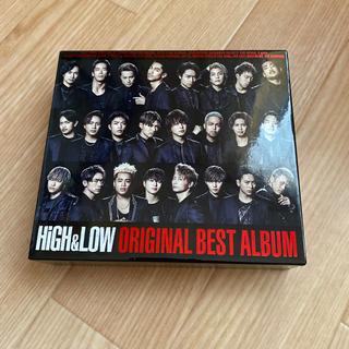 エグザイル トライブ(EXILE TRIBE)のHIGH & LOW ORIGINAL BEST ALBUM(ミュージック)