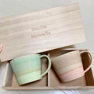 AfternoonTea - afternoon tea ペアマグカップ