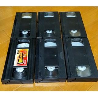 マクセル(maxell)のVHSビデオカセットテープ6巻(T-120) マクセル製(その他)