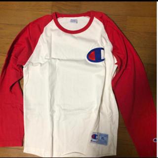 ロデオクラウンズワイドボウル(RODEO CROWNS WIDE BOWL)の最終値下げ!RCWB championコラボTシャツ(Tシャツ/カットソー(七分/長袖))