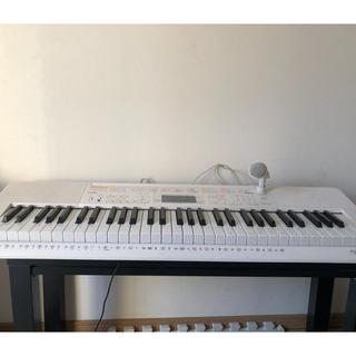 光ナビ鍵盤ピアノ CASIO LK-118