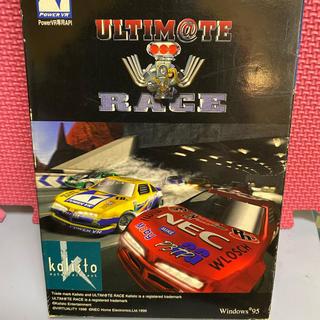 NEC - ULTIM@ATE RACE アルティメットレース NEC Power VR専用