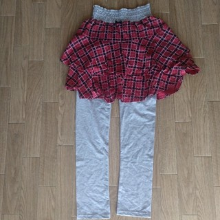 フェリシモ(FELISSIMO)のスカッツ 130(スカート)
