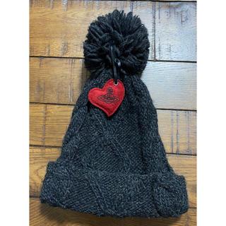 Vivienne Westwood - vivienne westwood ウール ニット ヴィヴィアン 帽子
