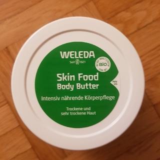 WELEDA - weleda ヴェレダ スキンフード ボディーバター