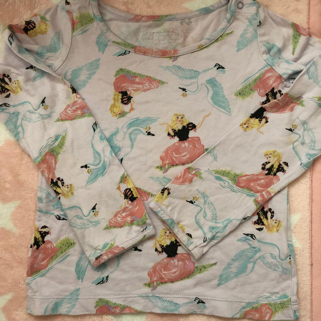 fafa(フェフェ)のfafa 90 キッズ/ベビー/マタニティのキッズ服男の子用(90cm~)(Tシャツ/カットソー)の商品写真